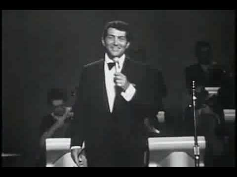 Dean Martin - Everybody loves somebody (музыка из рекламы Jacobs Monarch)