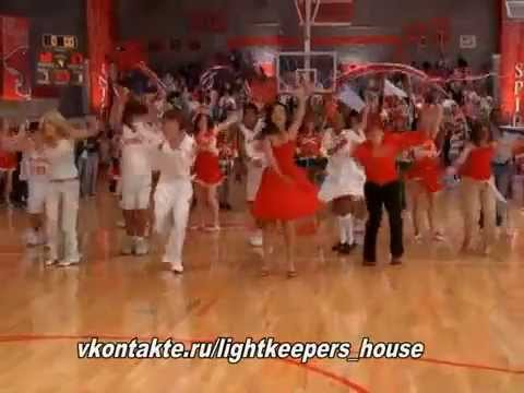 High School Musical Cast - Рука к руке, дружнее