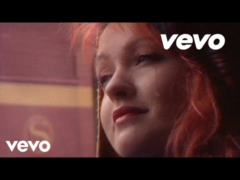 Cyndi Lauper - Time After Time (Original Version)(оч.старая тема)